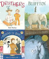 Matt Phelan's award-winning books