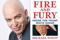 Michael Wolff's new bombshell book about the Trump administration, <i>Fire and Fury</i>, kicks off our Spring 2018 Author Events series.