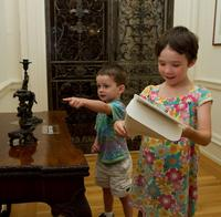 Museum Adventures at the Rosenbach