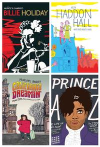 The subgenre of rock star/musician graphic biographies has been on the rise in the past few years...
