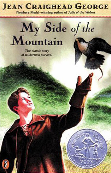 <i>My Side of the Mountain</i> by Jean Craighead George