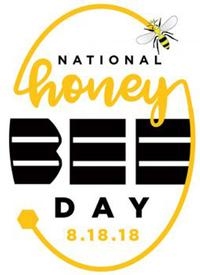 The third Saturday in August is National Honeybee Day.