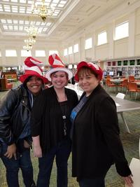 Lillian Marrero Library Staff
