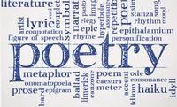 The Academy of American Poets urges everyone to celebrate National Poetry Month.