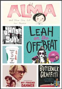 Check out these new titles by browsing our catalog or visiting your neighborhood library today!