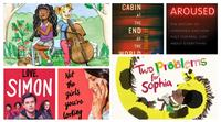 These new titles and more will be available in June at a neighborhood library near you!