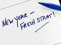 New Year—Fresh Start!