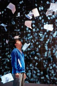 Christopher's love of math, physics, and astronomy in The Curious Incident of the Dog in the Night-Time