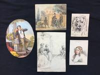 A Selection of Artwork by Jacques Wissler