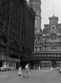 Broad Street Station, ca. 1953