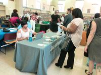 Spring Job Fair at Paschalville Library
