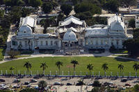 Presidential Palace in Port-au-Prince