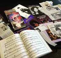Prince Collection in Music Department of Parkway Central Library