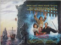 The Princess Bride UK theatrical poster