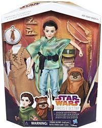 My friends and I played with the Ewok Village Action Playset™ for YEARS. I'm pretty sure our Barbies™ may have adopted some Ewoks at one point…