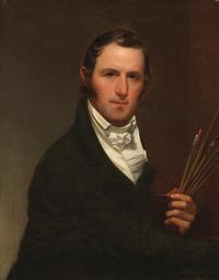Jacob Eichholtz Self Portrait The Pennsylvania Academy of the Fine Arts