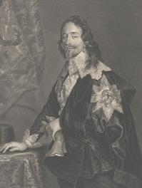 Charles I by A.H. Payne after the painting by Van Dyk. London: J. Haggen, [n.d.]
