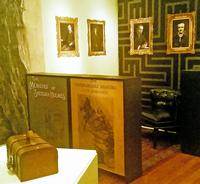 The We the Detectives exhibition at the Rosenbach Museum.