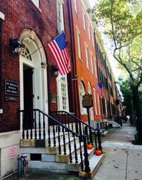 The Rosenbach, located near Rittenhouse Square, was once the home of Abraham and Philip Rosenbach.