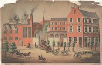 Image of 19th Century brewing from the Library's Collections