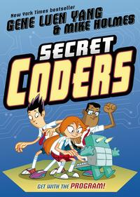 Secret Coders - for the Minecraft enthusiast in your life