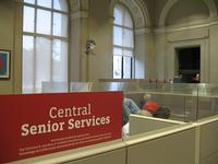 Central Senior Services at Parkway Central Library