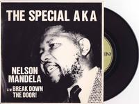 The Special AKA - (Free) Nelson Mandela single, 1984