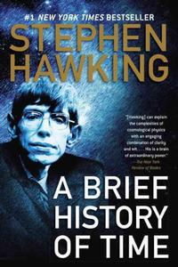 <i>A Brief History of Time</i> by Stephen Hawking