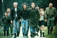 The cast of the 1984 film Suburbia