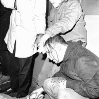AP Photo/John Lindsay Wednesday, April 22, 1964 [see Appendix 3 for full caption]