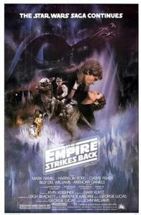 The Empire Strikes Back movie poster © 20th Century Fox