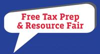 Free Tax Prep & Resource Fair