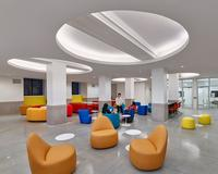 The brand new Field Teen Center includes 4,000 square feet of library space designed just for teens!