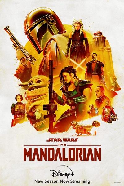 The Mandalorian - Season 2 poster