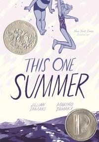 Mariko Tamaki's This One Summer was the most-challenged book in 2015.