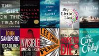 Top 10 ebooks Downloaded from OverDrive Digital Library in May 2015
