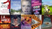 Top 10 ebooks OverDrive Digital Library August 2014