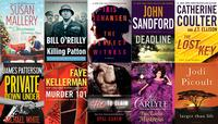 Top 10 ebooks OverDrive Digital Library October 2014