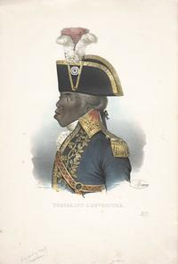 Toussaint L'Ouverture, from our Digital Collections https://libwww.freelibrary.org/digital/item/55611