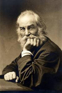 Walt Whitman, around age 50