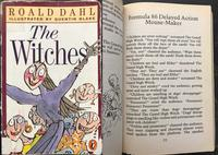 An author that has been frequently challenged is Roald Dahl. Many of his books have violence and offensive language, including <i>The Witches</i>.