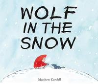 <i>Wolf in the Snow</i> by Matthew Cordell