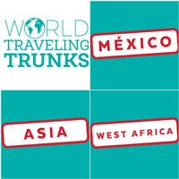 The World Traveling Trunks—Mexico