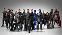 X-Men Days of Future Past cast
