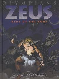 Zeus is the first book in O'Connor's Series
