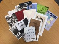 Zines available to read at the workshop