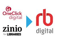 Zinio and OneClick Digital are now RBdigital