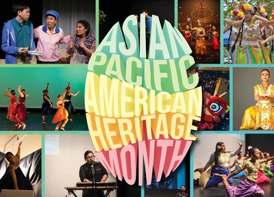 May is Asian American and Pacific Islander (AAPI) Heritage Month
