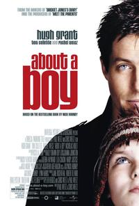 About A Boy movie poster