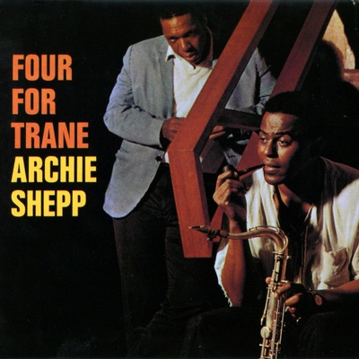 Shepp's 1964 debut for Impulse Records, which paid tribute to his mentor, John Coltrane, a Philadelphian just ten years his senior